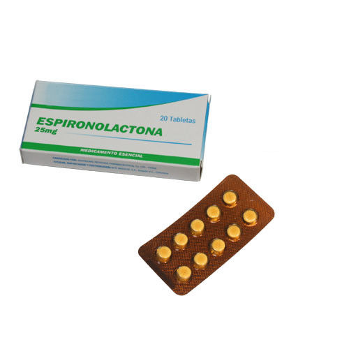 Spironolactone Tablets 25mg, 50mg, 100mg Oral Medications