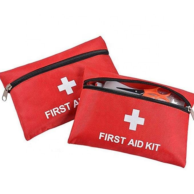 First Aid Kit Pack Disposable Medical Device Portable Medical Emergency Kit Bag